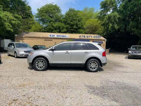 2011 Ford Edge for sale at Mad Motors LLC in Gainesville GA