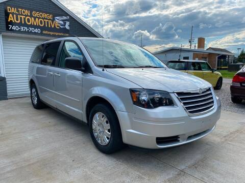 2010 Chrysler Town and Country for sale at Dalton George Automotive in Marietta OH