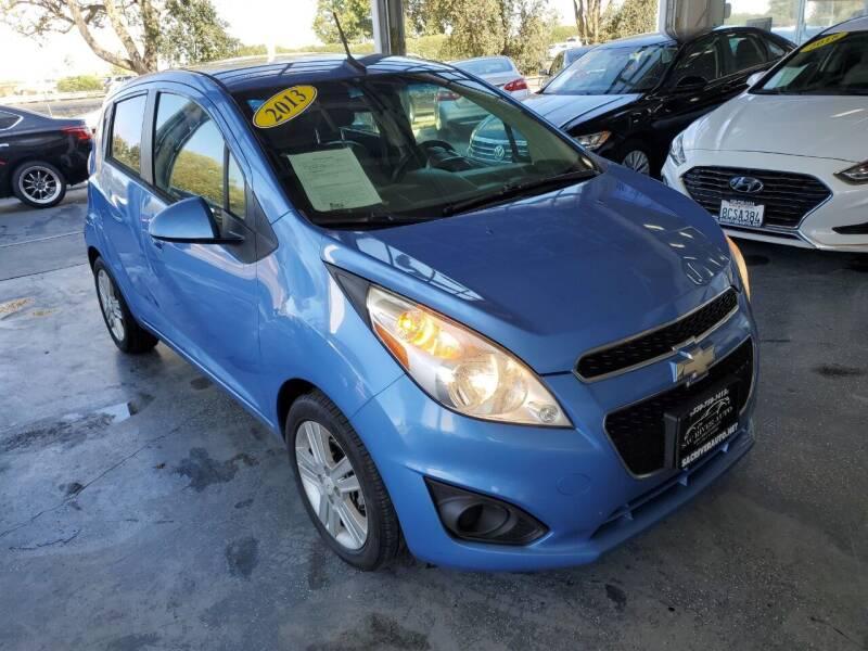 2013 Chevrolet Spark for sale at Sac River Auto in Davis CA