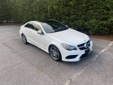 2017 Mercedes-Benz E-Class for sale at Limitless Garage Inc. in Rockville MD