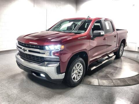 2019 Chevrolet Silverado 1500 for sale at CU Carfinders in Norcross GA