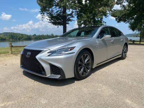 2019 Lexus LS 500 for sale at Monroe Auto's, LLC in Parsons TN