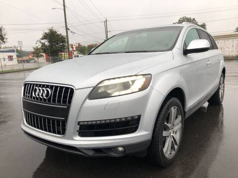 2012 Audi Q7 for sale at Diana Rico LLC in Dalton GA