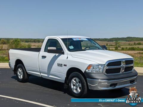 2014 RAM Ram Pickup 1500 for sale at Bob Walters Linton Motors in Linton IN