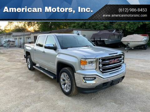 2016 GMC Sierra 1500 for sale at American Motors, Inc. in Farmington MN