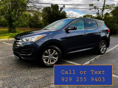 2014 Hyundai Santa Fe Sport for sale at Ultimate Motors in Port Monmouth NJ