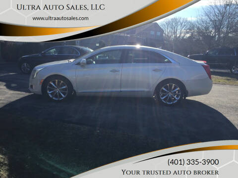 2013 Cadillac XTS for sale at Ultra Auto Sales, LLC in Cumberland RI