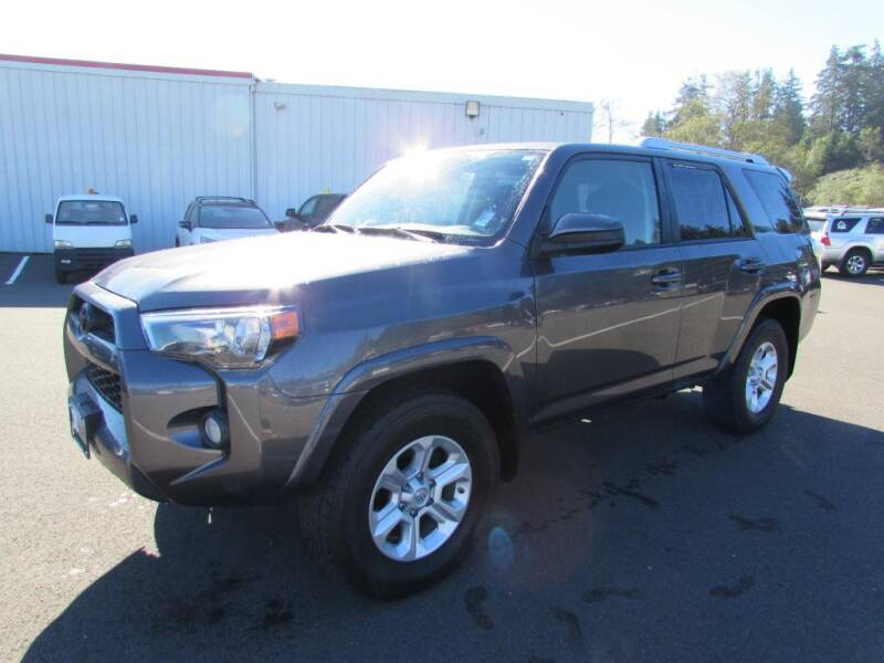 2016 Toyota 4Runner for sale at 101 Budget Auto Sales in Coos Bay OR