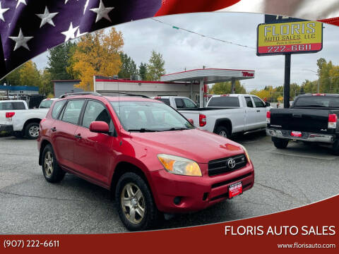2008 Toyota RAV4 for sale at FLORIS AUTO SALES in Anchorage AK