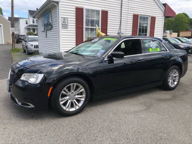 2017 Chrysler 300 for sale at Crown Auto Sales in Abington MA