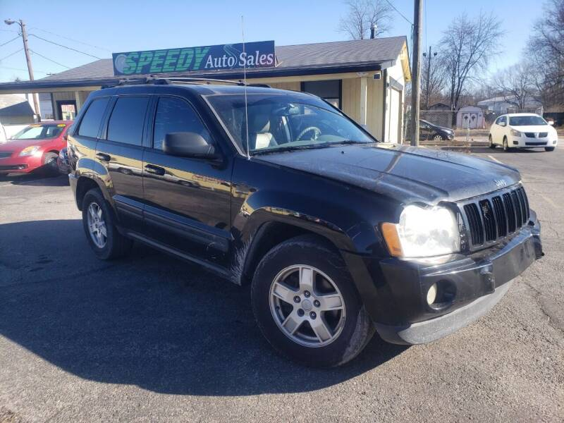 2006 Jeep Grand Cherokee for sale at speedy auto sales in Indianapolis IN