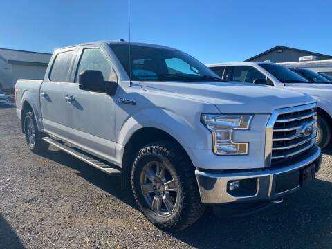 2015 Ford F-150 for sale at FAST LANE AUTOS in Spearfish SD