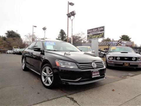 2014 Volkswagen Passat for sale at Save Auto Sales in Sacramento CA