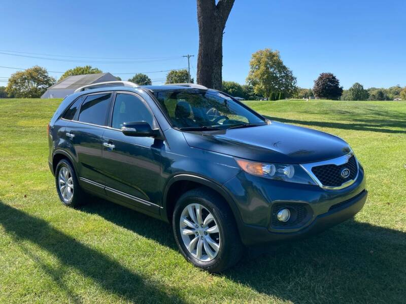 2011 Kia Sorento for sale at Good Value Cars Inc in Norristown PA