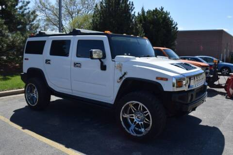2003 HUMMER H2 for sale at NEW 2 YOU AUTO SALES LLC in Waukesha WI