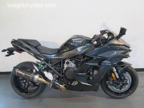 2018 Kawasaki ZX 1000 H2 for sale at INTEGRITY CYCLES LLC in Columbus OH