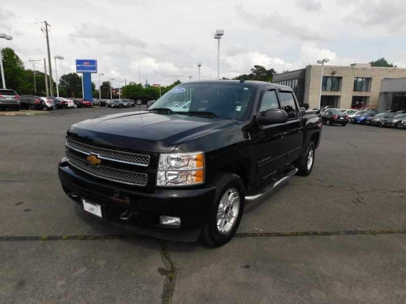 2013 Chevrolet Silverado 1500 for sale at Paniagua Auto Mall in Dalton GA