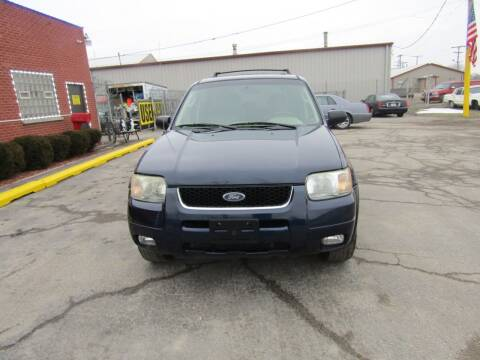 2004 Ford Escape for sale at X Way Auto Sales Inc in Gary IN