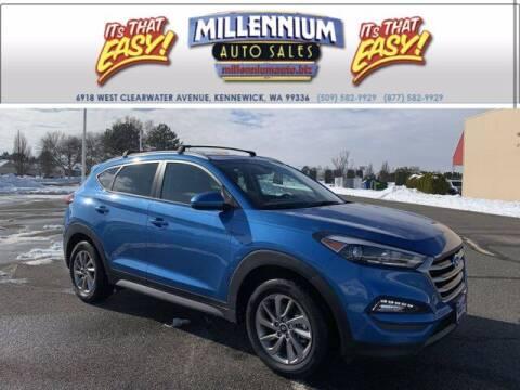 2017 Hyundai Tucson for sale at Millennium Auto Sales in Kennewick WA