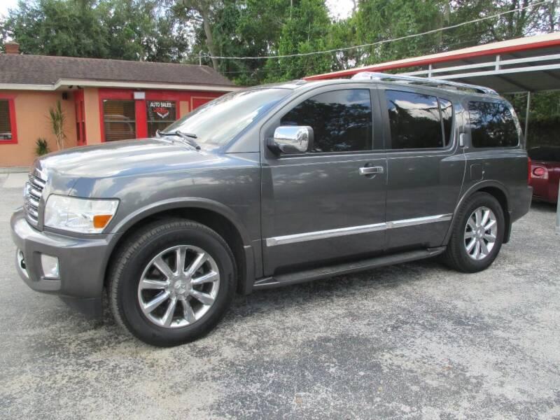 2008 Infiniti QX56 for sale at Auto Liquidators of Tampa in Tampa FL