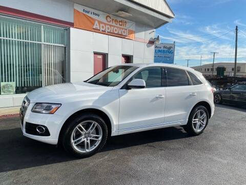 2013 Audi Q5 for sale at All American Autos in Kingsport TN