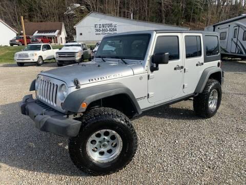 2011 Jeep Wrangler Unlimited for sale at Rt 33 Motors LLC in Rockbridge OH