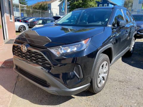 2020 Toyota RAV4 for sale at Seaview Motors and Repair LLC in Bridgeport CT