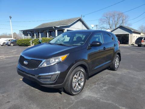 2014 Kia Sportage for sale at Savannah Motor Co in Savannah TN