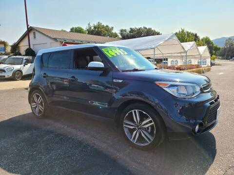 2016 Kia Soul for sale at Coast Auto Sales in Buellton CA