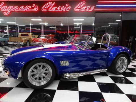 1965 Shelby KIT CAR for sale at Wagner's Classic Cars in Bonner Springs KS