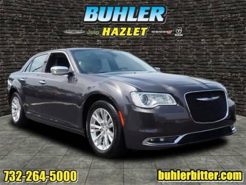 2018 Chrysler 300 for sale at Buhler and Bitter Chrysler Jeep in Hazlet NJ