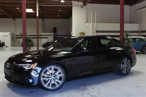 2019 Audi A6 for sale at SELECT MOTORS in San Mateo CA