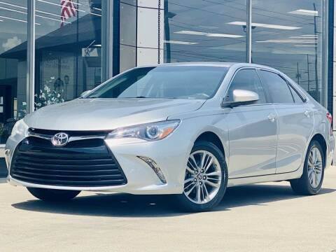 2017 Toyota Camry for sale at Carmel Motors in Indianapolis IN