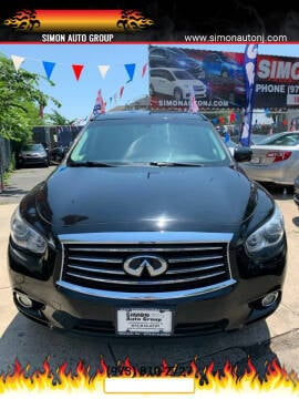 2015 Infiniti QX60 for sale at Simon Auto Group in Newark NJ