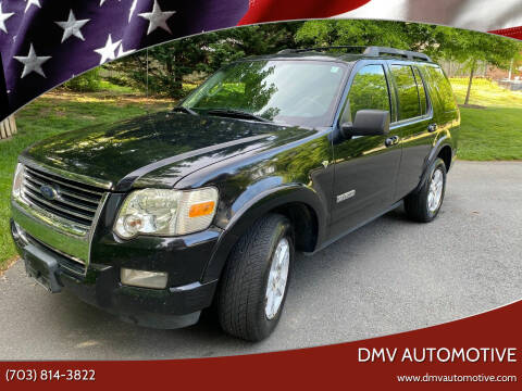 2008 Ford Explorer for sale at DMV Automotive in Falls Church VA