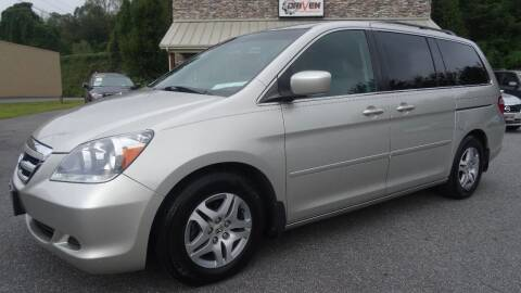 2006 Honda Odyssey for sale at Driven Pre-Owned in Lenoir NC