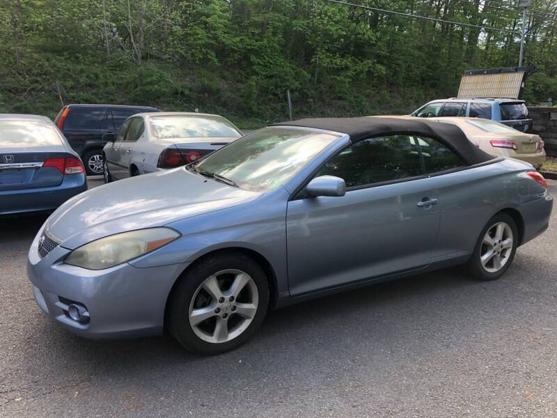 2007 Toyota Camry Solara for sale at 22nd ST Motors in Quakertown PA