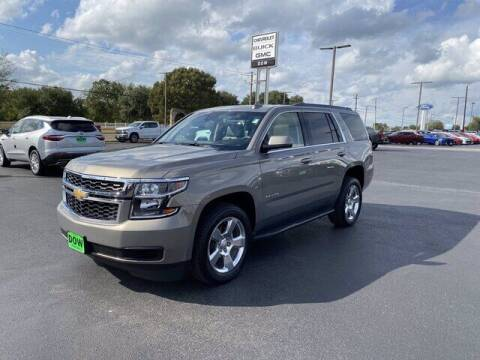 2017 Chevrolet Tahoe for sale at DOW AUTOPLEX in Mineola TX