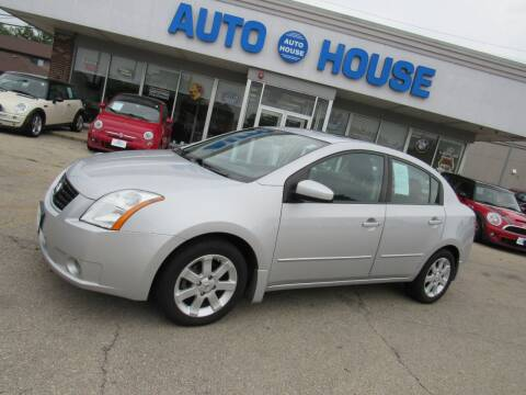 2009 Nissan Sentra for sale at Auto House Motors in Downers Grove IL