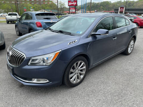 2015 Buick LaCrosse for sale at Turner's Inc in Weston WV