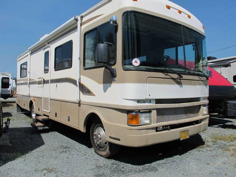 1999 Fleetwood 30 for sale at Oregon RV Outlet LLC - Class A Motorhomes in Grants Pass OR