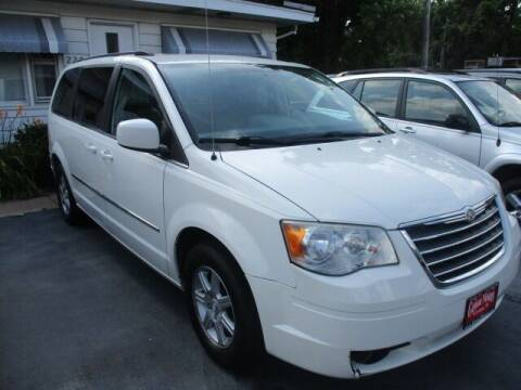 2010 Chrysler Town and Country for sale at GENOA MOTORS INC in Genoa IL