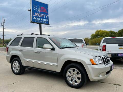 2010 Jeep Grand Cherokee for sale at Liberty Auto Sales in Merrill IA