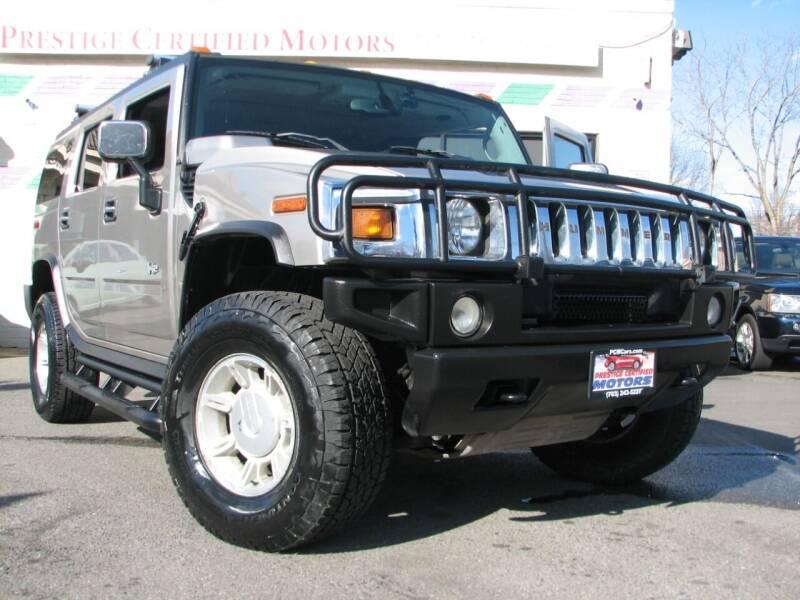 2004 HUMMER H2 for sale at Prestige Certified Motors in Falls Church VA