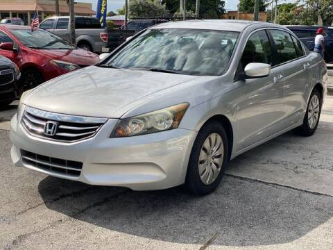 2011 Honda Accord for sale at BC Motors in West Palm Beach FL