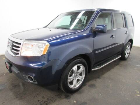 2011 Honda Pilot for sale at Automotive Connection in Fairfield OH