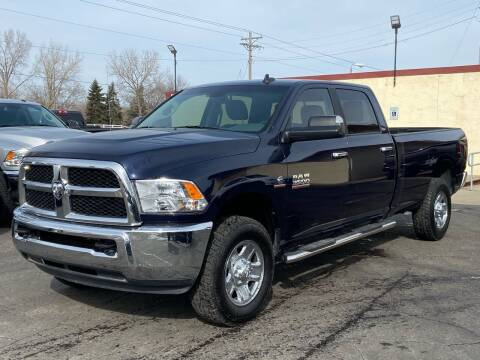 2018 RAM Ram Pickup 3500 for sale at North Imports LLC in Burnsville MN