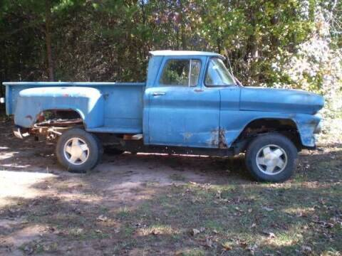 1960 Chevrolet Apache for sale at Haggle Me Classics in Hobart IN