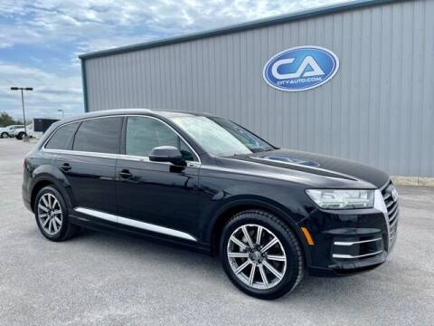 2017 Audi Q7 for sale at City Auto in Murfreesboro TN