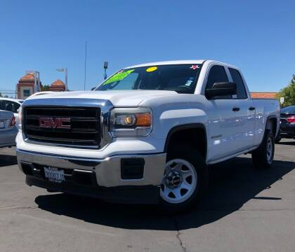 2014 GMC Sierra 1500 for sale at LUGO AUTO GROUP in Sacramento CA